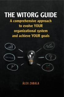 The witorg guide.A comprehensive approach to evolve your organizational system and achieve your goals