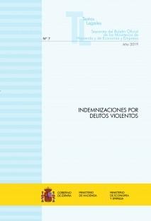 """TEXTO LEGAL Nº 7/2019 """"INDEMNIZACIONES POR DELITOS VIOLENTOS"""""""