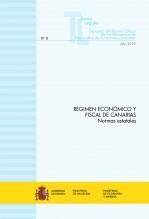 """Libro TEXTO LEGAL Nº 8/2019 """"RÉGIMEN ECONÓMICO Y FISCAL DE CANARIAS. Normas estatales"""" (Actualización septiembre 2019), autor Libros del Ministerio de Hacienda"""