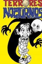 Libro Terrores Noctunos, autor Carlos Granda
