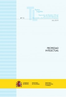 "TEXTO LEGAL Nº 11/21019 ""PROPIEDAD INTELECTUAL"""