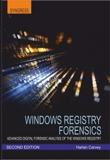 Windows Registry Forensics, 2nd Edition