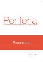 Libro Populisme, autor Revista Periferia CPG