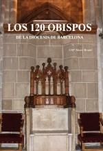 Libro Los 120 obispos de la diócesis de Barcelona, autor José María Martí Bonet
