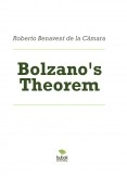 Bolzano's Theorem