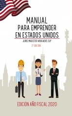 Libro Manual para Emprender en Estados Unidos, autor Juris Magister