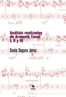 Análisis realizados de Armonía Tonal I, II y III
