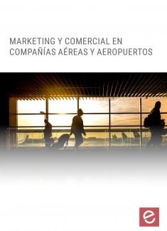 Marketing y Comercial en Compañías Aéreas y Aeropuertos