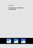 Programación Didáctica 3 ESO Madrid