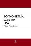 ECONOMETRÍA CON IBM SPSS