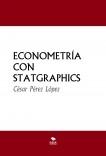 ECONOMETRÍA  CON STATGRAPHICS