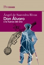 Libro Don Álvaro o la fuerza del sino (Edición en letra grande), autor Ediciones LetraGRANDE