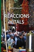 Libro REACCIONS VITALS, autor Pere Ballart