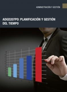 ADGD207PO: Gestión y planificación del tiempo
