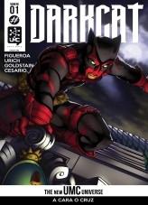 Libro Darkcat #01, autor Jonatan Cristian Curcio