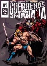Libro Guerreros del Mañana #01, autor Jonatan Cristian Curcio