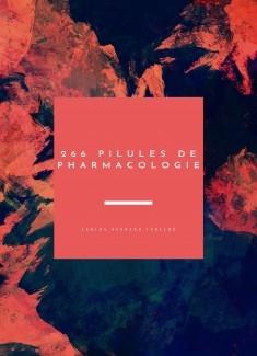 266 PILULES DE PHARMACOLOGIE