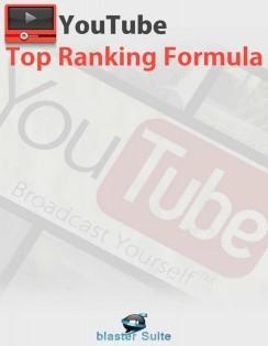 Youtube Top Ranking Formula