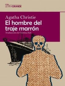 El hombre del traje marrón (Edición en letra grande)