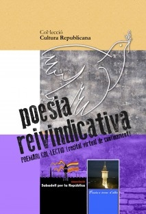 Poesia reivindicativa: Poemari Col·lectiu del recital virtual de confinament.