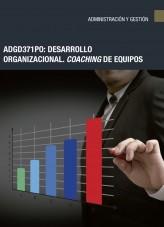 Libro ADGD371PO: Desarrollo organizacional. Coaching de equipos, autor Editorial Elearning