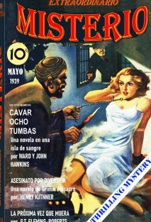 EXTRAORDINARIO MISTERIO 1939-05-09 (Thrilling Mystery)