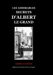 Les Admirables Secrets D'Albert Le Grand