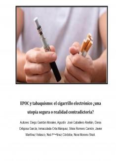 EPOC y tabaquismo: el cigarrillo electrónico ¿una utopía segura o realidad contradictoria?