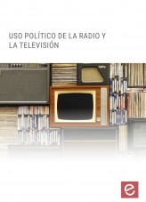 Libro Uso político de la TV y de la radio, autor Editorial Elearning