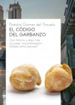 Libro El código del garbanzo, autor Natalia Gómez del Pozuelo