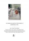 Los cuidados de la piel en el niño prematuro, a propósito de un caso.