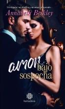 Libro Amor bajo sospecha, autor Annabeth Berkley