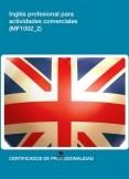 MF1002-Inglés profesional para actividades comerciales
