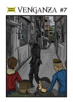 Yoyo's Comics Venganza #7 - CONTRA EL MUNDO