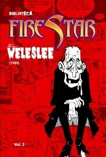 Biblioteca FireStar volúmen 2 - El Weleslee 1989