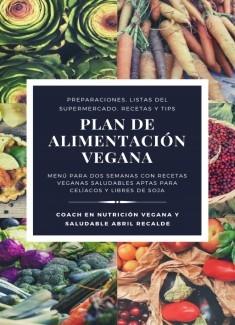 Plan de Alimentación Vegana