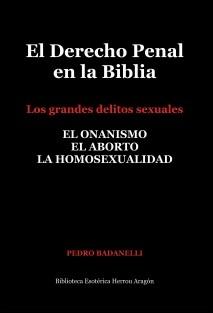 El Derecho Penal en la Biblia