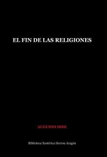El fin de las religiones