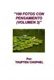 100 FOTOS CON PENSAMIENTO   (VOLUMEN 3)