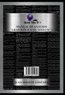MANUAL DE ANÁLISIS GRAFOLÓGICO DE TEXTO N°1