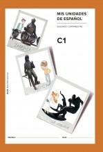 Libro Mis unidades de español. Segundo cuatrimestre. C1. ALCE. Aula Internacional. Serie naranja, autor Ministerio de Educación, Cultura y Deporte
