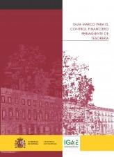 Libro GUIA MARCO PARA EL CONTROL FINANCIERO PERMANENTE DE TESORERÍA, autor Libros del Ministerio de Hacienda