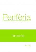 Libro Pandèmia, autor Revista Periferia CPG