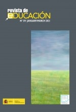 Libro Revista de educación nº 391. January-March 2021, autor Ministerio de Educación, Cultura y Deporte