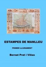 Libro Estampes de Manlleu, autor Bernat Prat Viñas