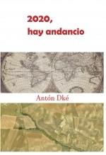 Libro 2020, hay andancio, autor Fernando García García