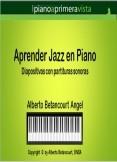 APRENDER JAZZ EN PIANO