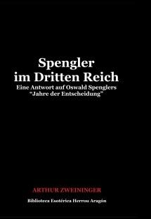 Spengler im Dritten Reich
