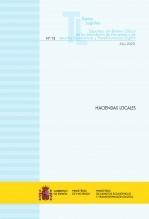 """Libro TEXTO LEGAL Nº 12/2020 """"HACIENDA LOCALES"""" (Actualización diciembre 2020), autor Libros del Ministerio de Hacienda"""