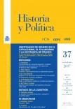 Historia y Política, nº 37, enero-junio, 2017